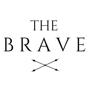 The Brave simple logo